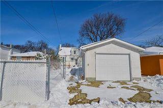 Photo 2: 866 Bannerman Avenue in Winnipeg: Residential for sale (4C)  : MLS®# 1804887