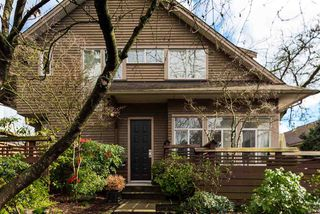 Photo 1: 2520 WESTERN AVENUE in North Vancouver: Upper Lonsdale Townhouse for sale : MLS®# R2248688