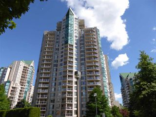 "Photo 1: 1703 1199 EASTWOOD Street in Coquitlam: North Coquitlam Condo for sale in ""SELKIRK"" : MLS®# R2283280"