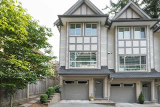 "Main Photo: 7 1456 EVERALL Street: White Rock Townhouse for sale in ""DORSET GARDENS"" (South Surrey White Rock)  : MLS®# R2312825"