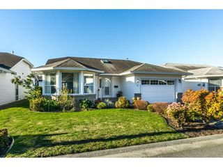 """Photo 1: 3 7354 MORROW Road: Agassiz House for sale in """"CYPRESS PARK"""" : MLS®# R2327361"""