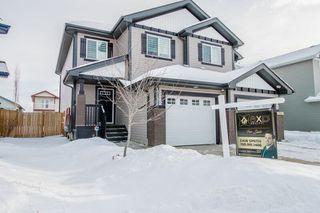 Main Photo: 17121 120 Street in Edmonton: Zone 27 House Half Duplex for sale : MLS®# E4139803