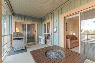 "Photo 19: 417 285 NEWPORT Drive in Port Moody: North Shore Pt Moody Condo for sale in ""BELCARRA"" : MLS®# R2336996"
