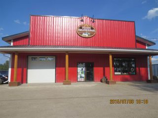 Main Photo: 5017 50 Street: Peers Business with Property for sale : MLS®# E4142237