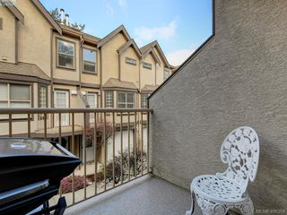 Photo 14: 8 1010 Pembroke Street in VICTORIA: Vi Central Park Townhouse for sale (Victoria)  : MLS®# 406358