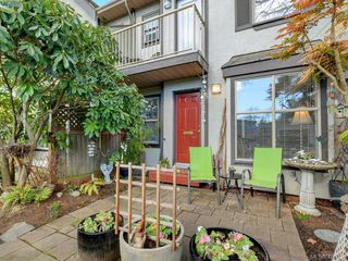 Photo 2: 8 1010 Pembroke Street in VICTORIA: Vi Central Park Townhouse for sale (Victoria)  : MLS®# 406358