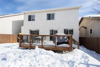 Photo 20: 7 Drake Boulevard in Winnipeg: Windsor Park Residential for sale (2G)  : MLS®# 1905737