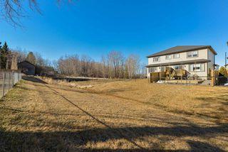 Photo 30: : Stony Plain House Half Duplex for sale : MLS®# E4151102