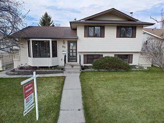Main Photo: 85 MEADOWVIEW Drive: Sherwood Park House for sale : MLS®# E4154491