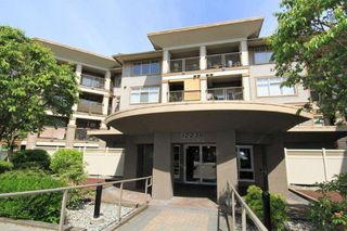 "Main Photo: 106 12238 224 Street in Maple Ridge: East Central Condo for sale in ""URBANO"" : MLS®# R2365199"