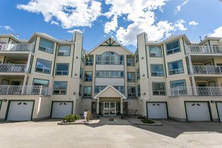 Photo 1: 210 10 IRONWOOD Point: St. Albert Condo for sale : MLS®# E4156597