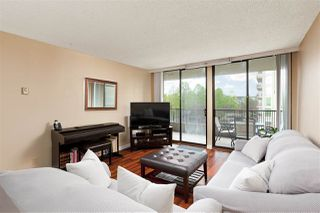 """Photo 2: 505 3740 ALBERT Street in Burnaby: Vancouver Heights Condo for sale in """"BOUNDARY VIEW"""" (Burnaby North)  : MLS®# R2371747"""