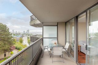 """Photo 15: 505 3740 ALBERT Street in Burnaby: Vancouver Heights Condo for sale in """"BOUNDARY VIEW"""" (Burnaby North)  : MLS®# R2371747"""