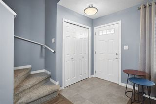 Photo 2: 2815 CHOKECHERRY Place in Edmonton: Zone 53 House Half Duplex for sale : MLS®# E4159742