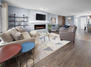 Photo 4: 2815 CHOKECHERRY Place in Edmonton: Zone 53 House Half Duplex for sale : MLS®# E4159742