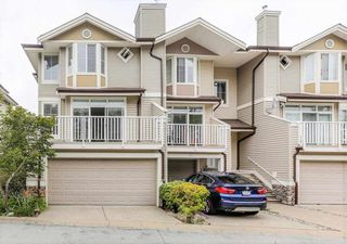 "Photo 1: 21 6950 120 Street in Surrey: West Newton Townhouse for sale in ""COUGAR CREEK BY THE LAKE"" : MLS®# R2385594"