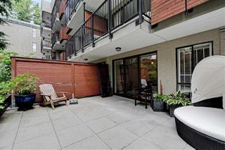 Photo 13: 109 2142 CAROLINA Street in Vancouver: Mount Pleasant VE Condo for sale (Vancouver East)  : MLS®# R2394677