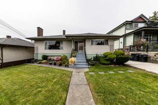 Photo 1: 7789 DOW Avenue in Burnaby: South Slope House for sale (Burnaby South)  : MLS®# R2404134