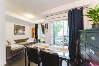 "Photo 3: 322 13733 107A Avenue in Surrey: Whalley Condo for sale in ""Quattro"" (North Surrey)  : MLS®# R2408056"