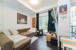 "Photo 2: 322 13733 107A Avenue in Surrey: Whalley Condo for sale in ""Quattro"" (North Surrey)  : MLS®# R2408056"