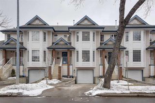 Photo 1: 11410 102 Avenue in Edmonton: Zone 12 Townhouse for sale : MLS®# E4179384