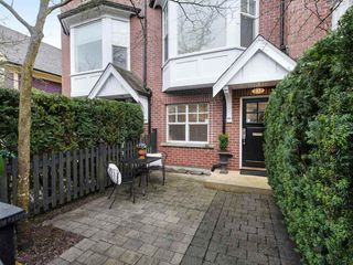 "Photo 18: 832 W 15TH Avenue in Vancouver: Fairview VW Townhouse for sale in ""RedBricks III"" (Vancouver West)  : MLS®# R2447752"