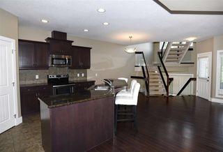 Photo 3: 10 1901 126 Street in Edmonton: Zone 55 House Half Duplex for sale : MLS®# E4201836