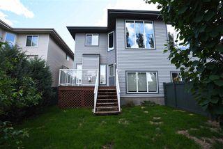 Photo 38: 10 1901 126 Street in Edmonton: Zone 55 House Half Duplex for sale : MLS®# E4201836