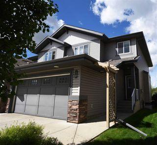 Photo 2: 10 1901 126 Street in Edmonton: Zone 55 House Half Duplex for sale : MLS®# E4201836