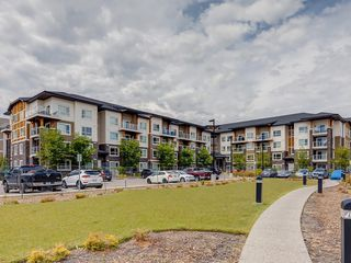 Photo 1: 3412 240 SKYVIEW RANCH Road NE in Calgary: Skyview Ranch Apartment for sale : MLS®# C4303327