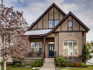 Photo 1: 219 Somme Manor SW in Calgary: Garrison Woods Detached for sale : MLS®# A1041747