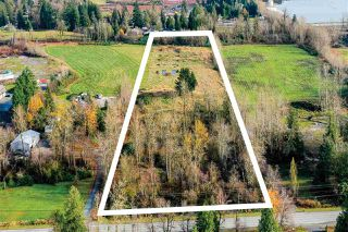 Photo 2: 2496 LEFEUVRE Road in Abbotsford: Aberdeen Land for sale : MLS®# R2518320
