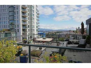 Photo 1: 405 1483 W 7TH Avenue in Vancouver: Fairview VW Condo for sale (Vancouver West)  : MLS®# V944127