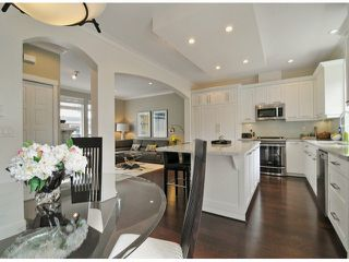 """Photo 5: 40 2925 KING GEORGE Boulevard in Surrey: King George Corridor Townhouse for sale in """"Keystone"""" (South Surrey White Rock)  : MLS®# F1322454"""