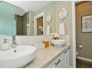 """Photo 12: 40 2925 KING GEORGE Boulevard in Surrey: King George Corridor Townhouse for sale in """"Keystone"""" (South Surrey White Rock)  : MLS®# F1322454"""