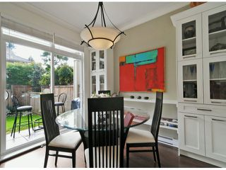 """Photo 4: 40 2925 KING GEORGE Boulevard in Surrey: King George Corridor Townhouse for sale in """"Keystone"""" (South Surrey White Rock)  : MLS®# F1322454"""