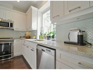 """Photo 7: 40 2925 KING GEORGE Boulevard in Surrey: King George Corridor Townhouse for sale in """"Keystone"""" (South Surrey White Rock)  : MLS®# F1322454"""