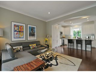 """Photo 2: 40 2925 KING GEORGE Boulevard in Surrey: King George Corridor Townhouse for sale in """"Keystone"""" (South Surrey White Rock)  : MLS®# F1322454"""