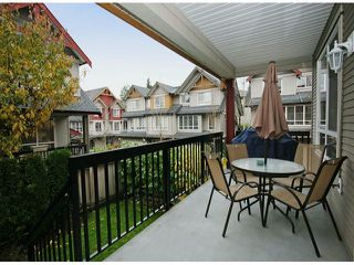 "Photo 11: 44 16789 60TH Avenue in Surrey: Cloverdale BC Townhouse for sale in ""LAREDO"" (Cloverdale)  : MLS®# F1324854"