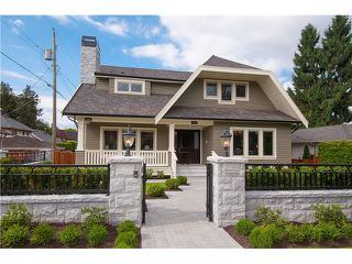 Photo 1: 1069 W 32ND Avenue in Vancouver: Shaughnessy House for sale (Vancouver West)  : MLS®# V1069776