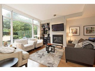 """Photo 3: TH25 338 JERVIS MEWS in Vancouver: Coal Harbour Townhouse for sale in """"CALLISTO"""" (Vancouver West)  : MLS®# V1089727"""
