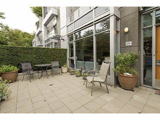"""Photo 2: TH25 338 JERVIS MEWS in Vancouver: Coal Harbour Townhouse for sale in """"CALLISTO"""" (Vancouver West)  : MLS®# V1089727"""