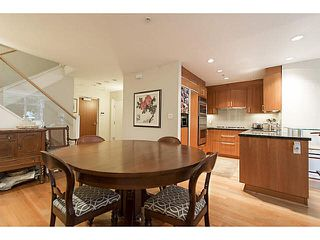 """Photo 5: TH25 338 JERVIS MEWS in Vancouver: Coal Harbour Townhouse for sale in """"CALLISTO"""" (Vancouver West)  : MLS®# V1089727"""