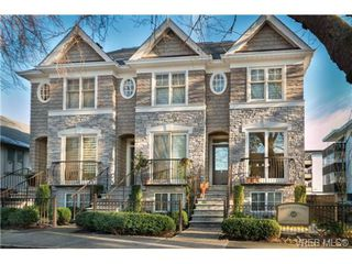 Main Photo: 4 451 Chester Avenue in VICTORIA: Vi Fairfield West Townhouse for sale (Victoria)  : MLS®# 346051