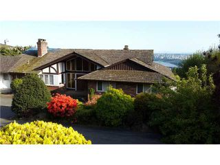 Photo 6: 1407 CHARTWELL Drive in West Vancouver: Chartwell House for sale : MLS®# V1117124