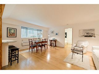 "Photo 3: 102 1545 W 13TH Avenue in Vancouver: Fairview VW Condo for sale in ""THE LEICESTER"" (Vancouver West)  : MLS®# V1127136"