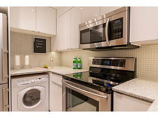 "Photo 9: 102 1545 W 13TH Avenue in Vancouver: Fairview VW Condo for sale in ""THE LEICESTER"" (Vancouver West)  : MLS®# V1127136"