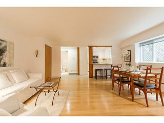 """Photo 2: 102 1545 W 13TH Avenue in Vancouver: Fairview VW Condo for sale in """"THE LEICESTER"""" (Vancouver West)  : MLS®# V1127136"""