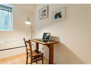 """Photo 11: 102 1545 W 13TH Avenue in Vancouver: Fairview VW Condo for sale in """"THE LEICESTER"""" (Vancouver West)  : MLS®# V1127136"""