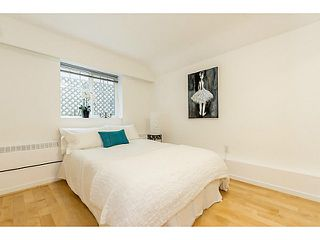 """Photo 12: 102 1545 W 13TH Avenue in Vancouver: Fairview VW Condo for sale in """"THE LEICESTER"""" (Vancouver West)  : MLS®# V1127136"""